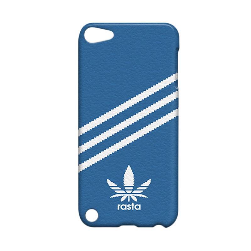 harga Premiumcaseid Blue Rasta Not Adidas Line Hardcase Casing for iPod 5 Blibli.com