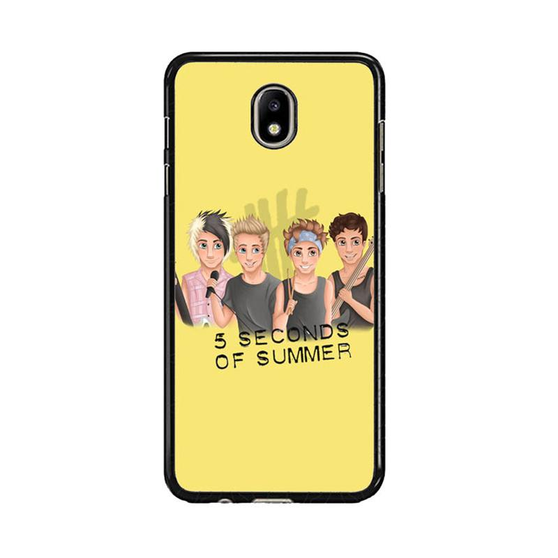 Acc Hp 5 Seconds Of Summer E0026 Custom Casing for Samsung J7 Pro