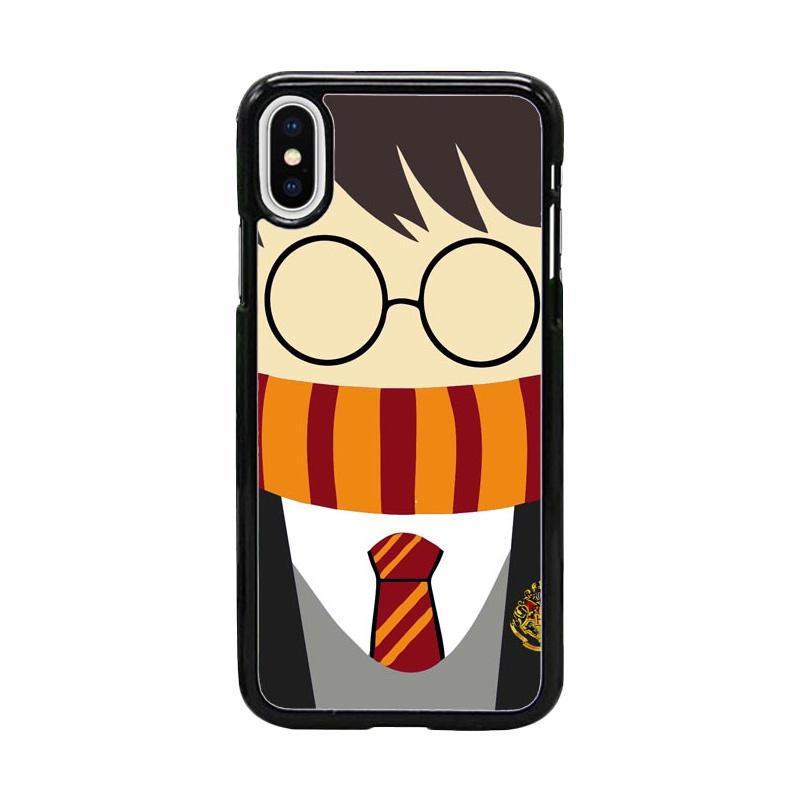 Acc Hp Harry Potter W0014 Custom Casing for iPhone X
