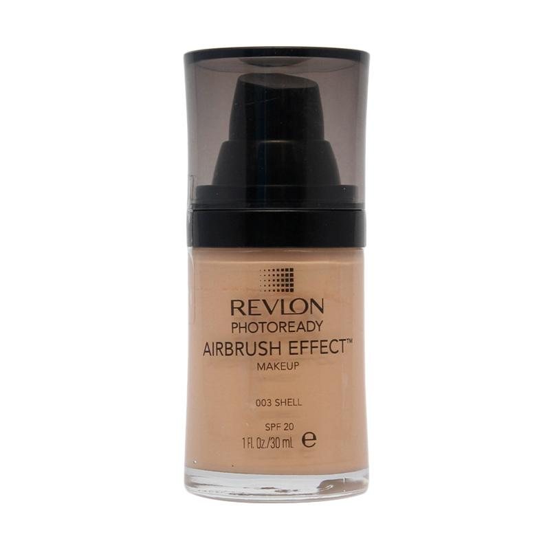 harga Revlon 406802 Photo Ready Air Brush - 03 Shell [30 mL] Blibli.com