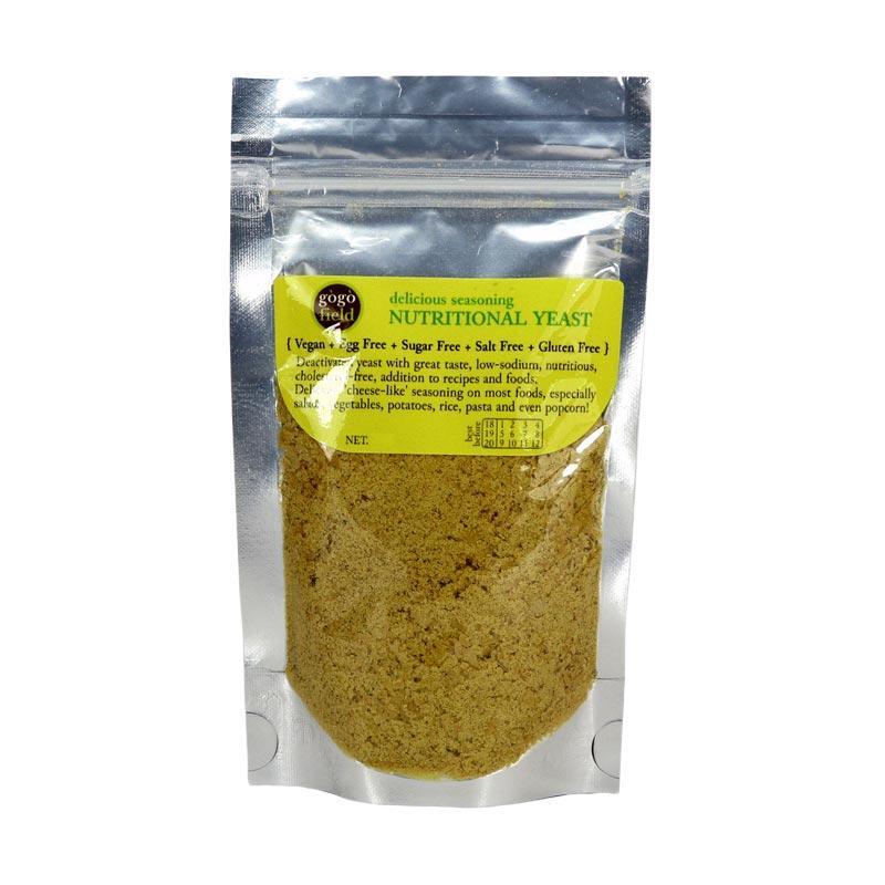 harga Gogofield Nutritional Yeast Makanan Bayi [50 g] Blibli.com