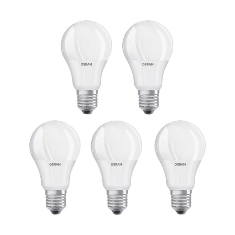 Produk OSRAM LED Lampu Bohlam - Kuning [12 W/ 5 pcs] Terbaru