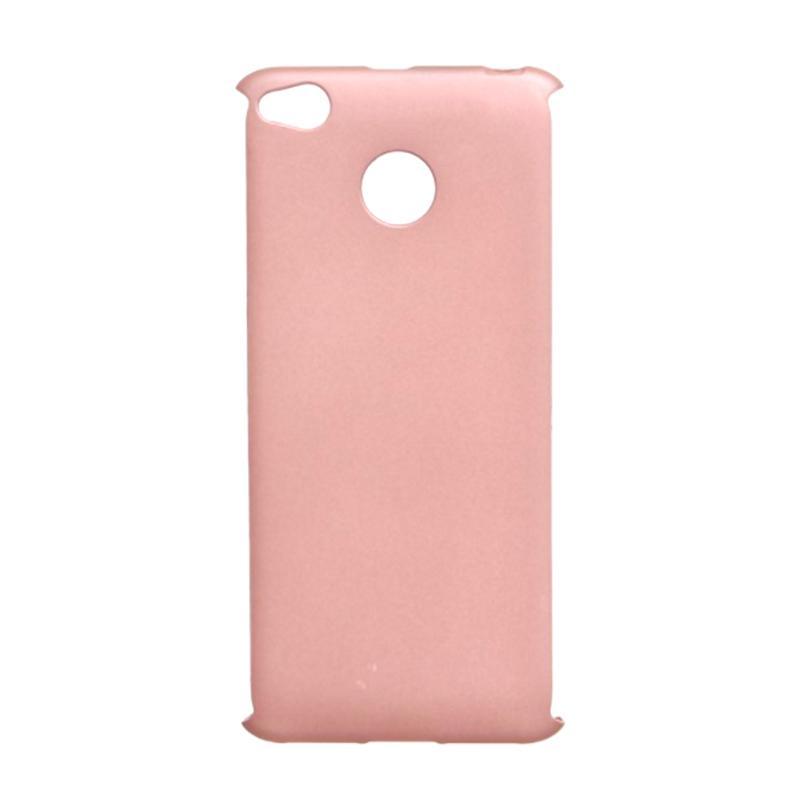 ... Jual OEM 360 Hardcase Casing for Xiaomi Redmi 4X Rose Gold Free Tempered Glass Online Harga