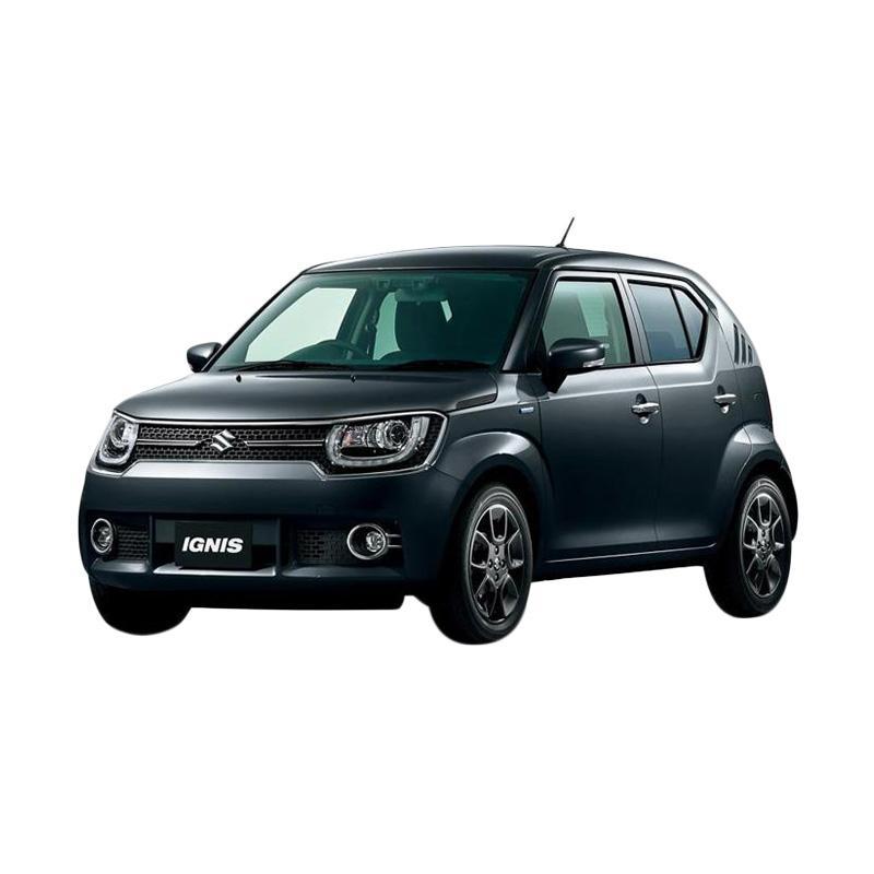 Suzuki Ignis 1 2 CBU GL Mobil Midnight Black Pearl Uang Muka Kredit Bidbox