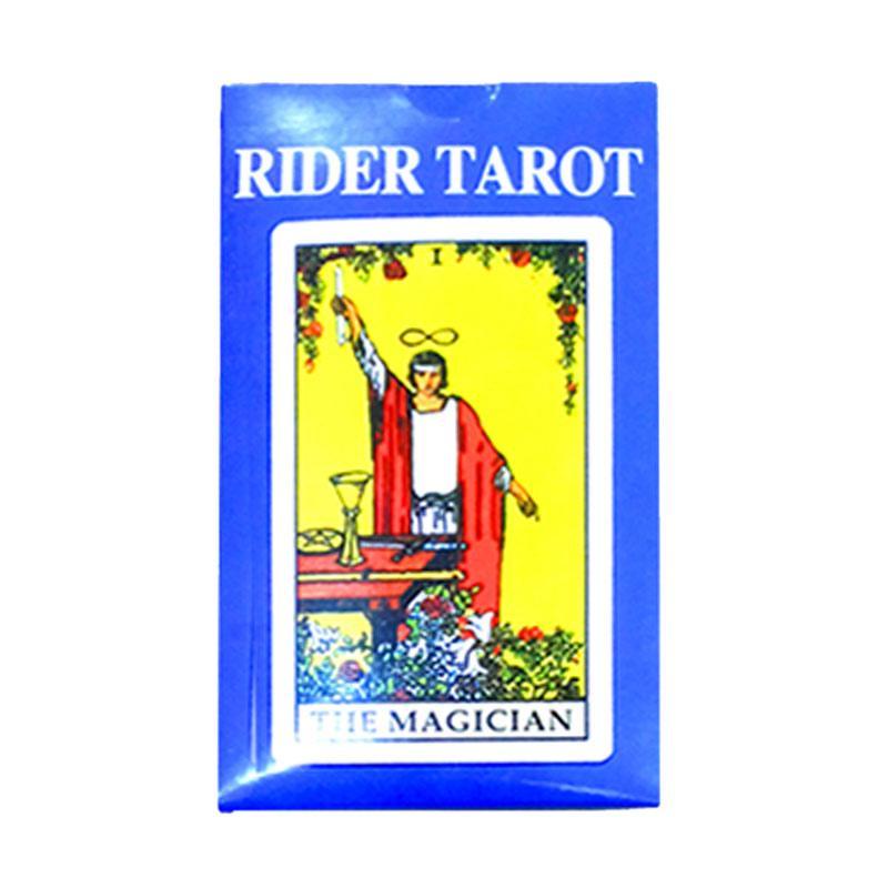 harga Djava Magic Art Tarot Card Alat Sulap Blibli.com