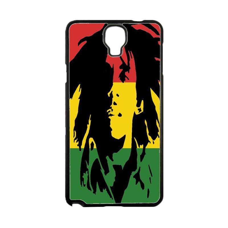 harga Acc Hp Reggae Legend Bob Marley Rasta O3450 Custom Casing for Samsung Note 3 Neo Blibli.com
