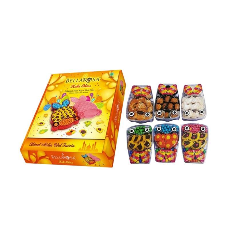 ... Paket Kue Kering Lebaran Idul Fitri. Brand: Bellarosa