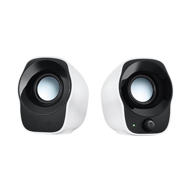 Logitech Z121 Stereo Speakers [980-001311]