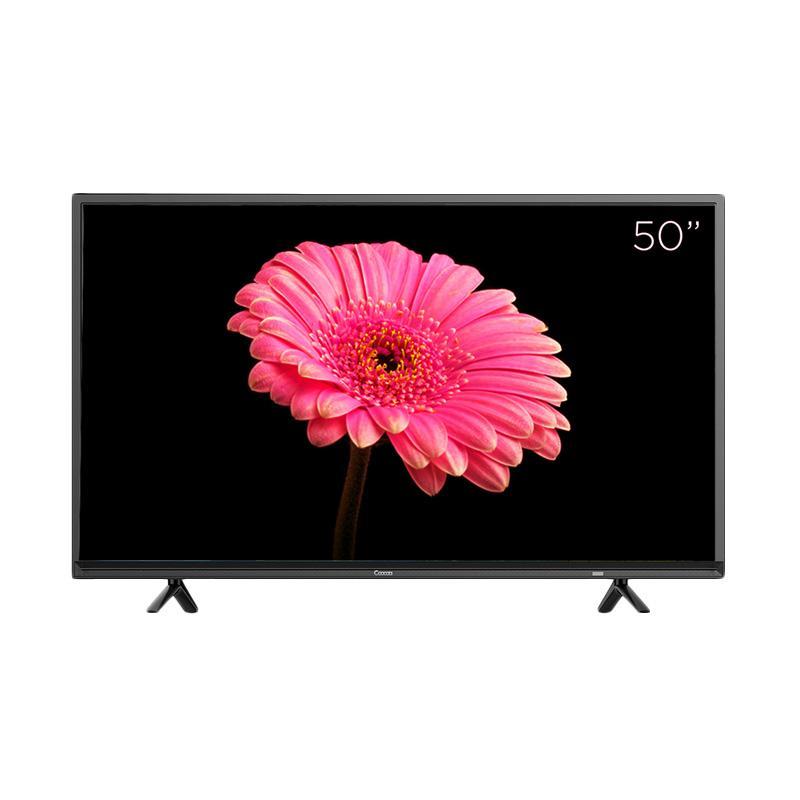 COOCAA 50 inch DIGITAL LED FULL HD TV - 50E2A12G