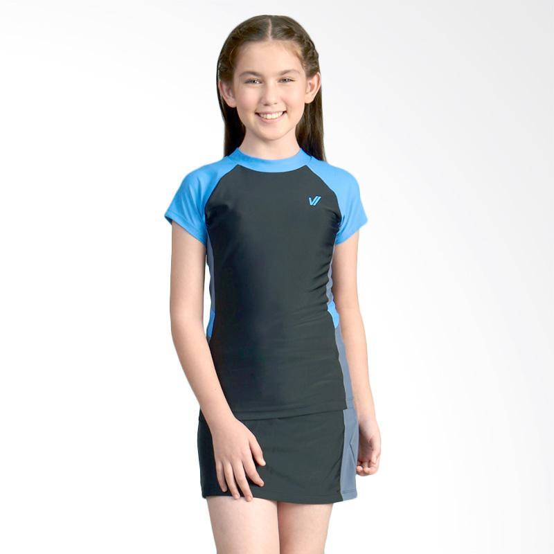 LEE VIERRA Azura Two Pieces Baju Renang Anak Perempuan