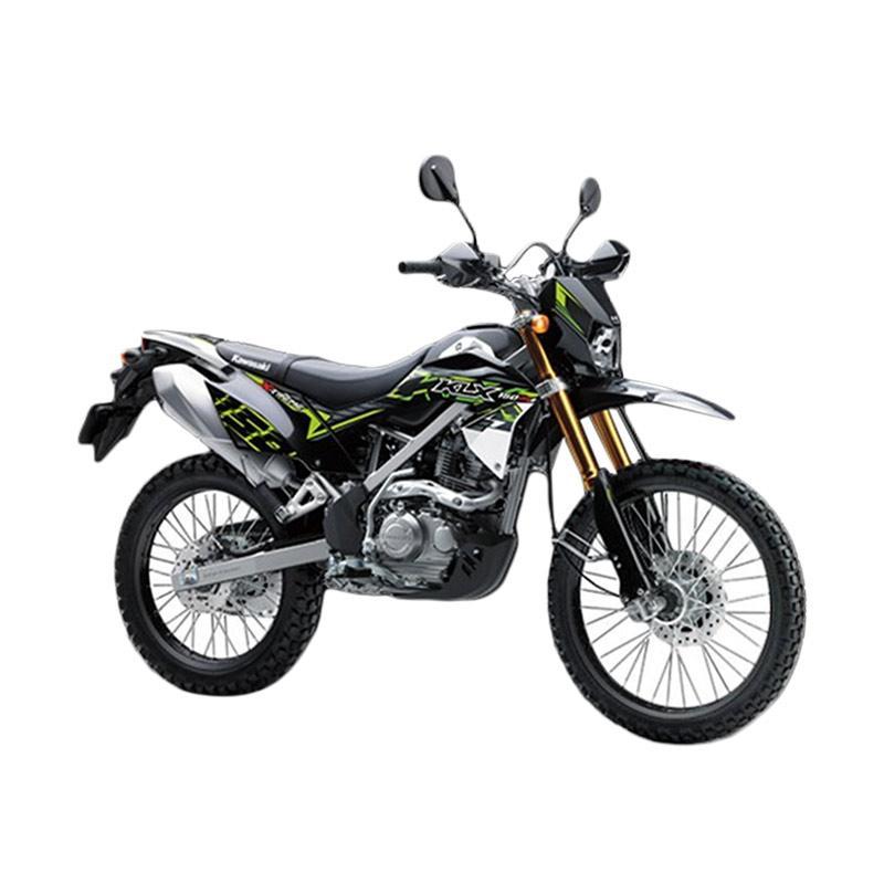 Kawasaki KLX 150 BF SE Xtreme Sepeda Motor [VIN 2019/OTR Jadetabekser]