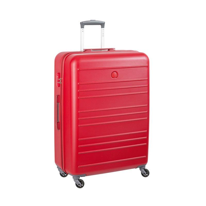harga Delsey Carlit Kabin Hardcase Koper - Merah [71 cm] Blibli.com