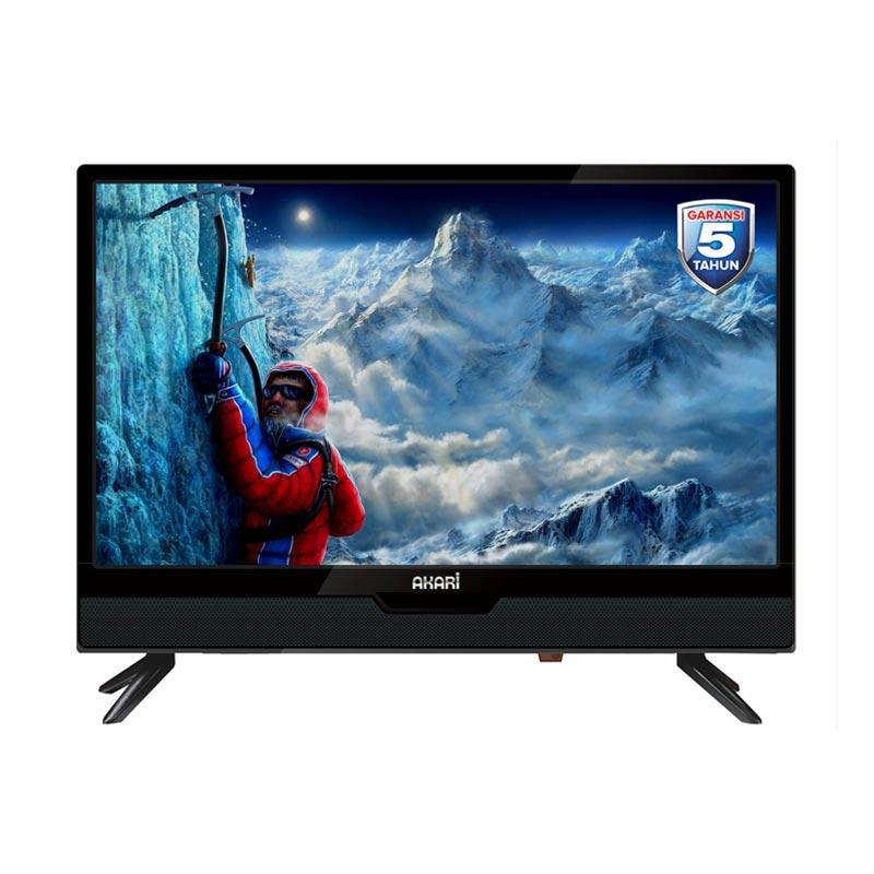 Akari 20V89 LED TV [19 Inch/HD Ready/USB Movie]