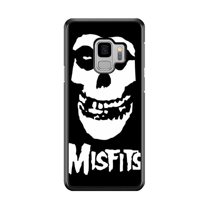 harga Flazzstore Horror Punk Rock Band Misfits Skull Z0506 Premium Casing for Samsung Galaxy S9 Blibli.com