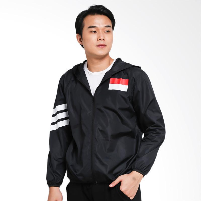 Blibli Pocketable Dukung Indonesia Series Jaket Olahraga