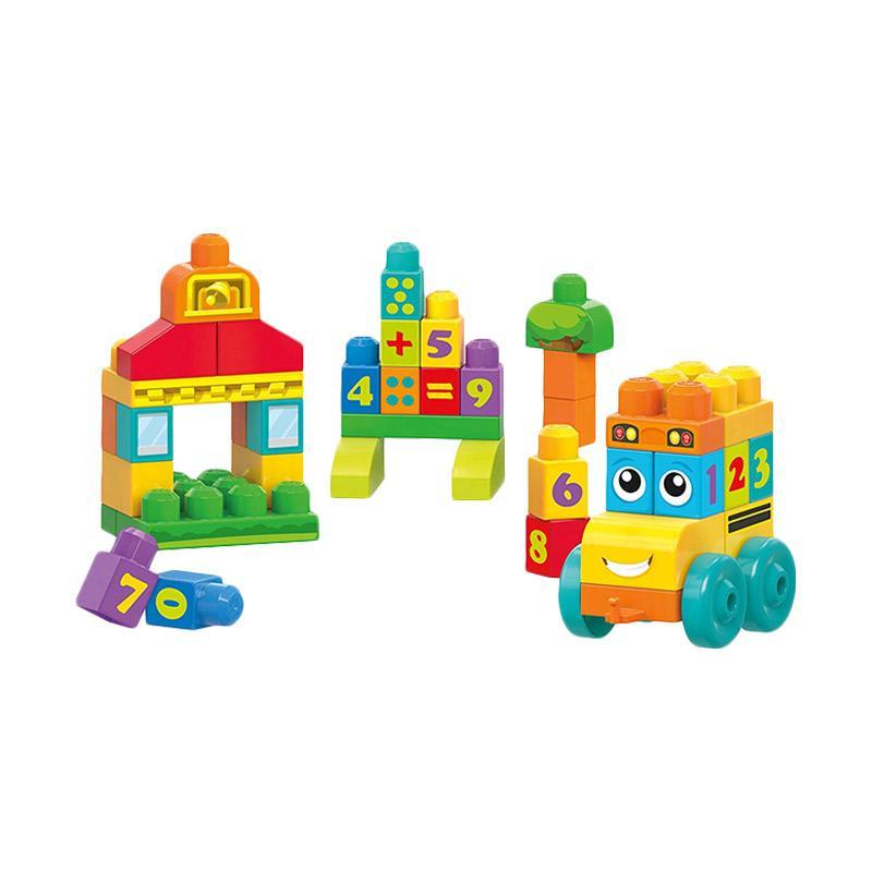 Megabloks Children s 123 Bus Building Kit