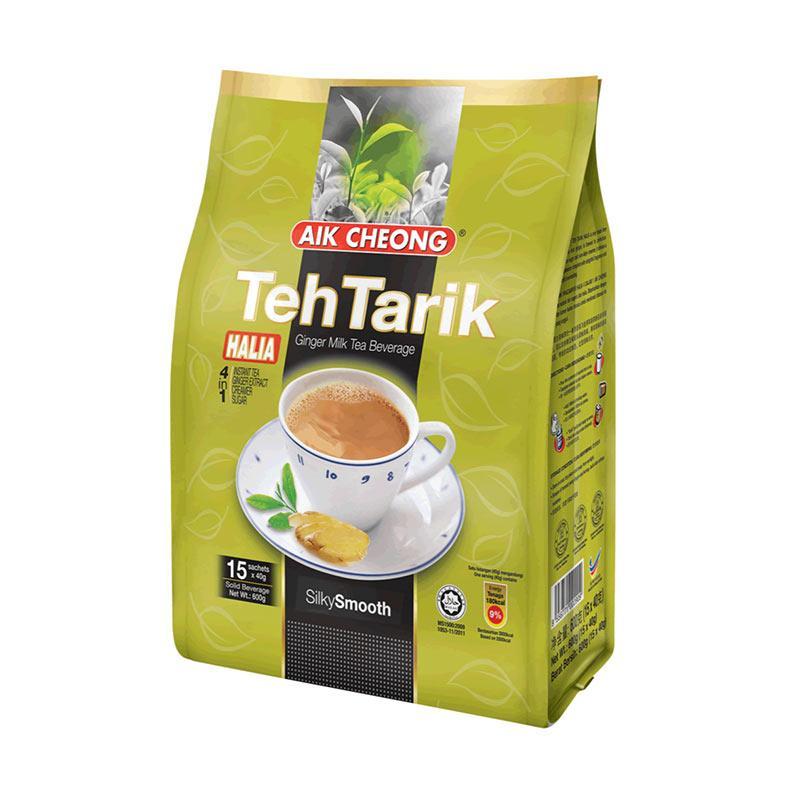Groceries - Aik Cheong Teh Tarik Halia [40 g/ 15 pcs]