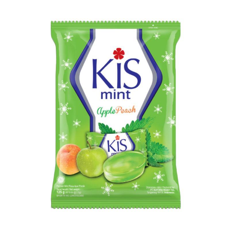 Jual Kis Apple Peach Mint Candy 50 Butir Online Desember 2020 Blibli