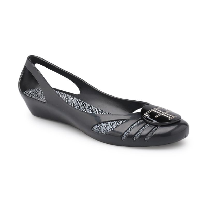Faux Pas Paris Bel Air Sepatu Wanita Black
