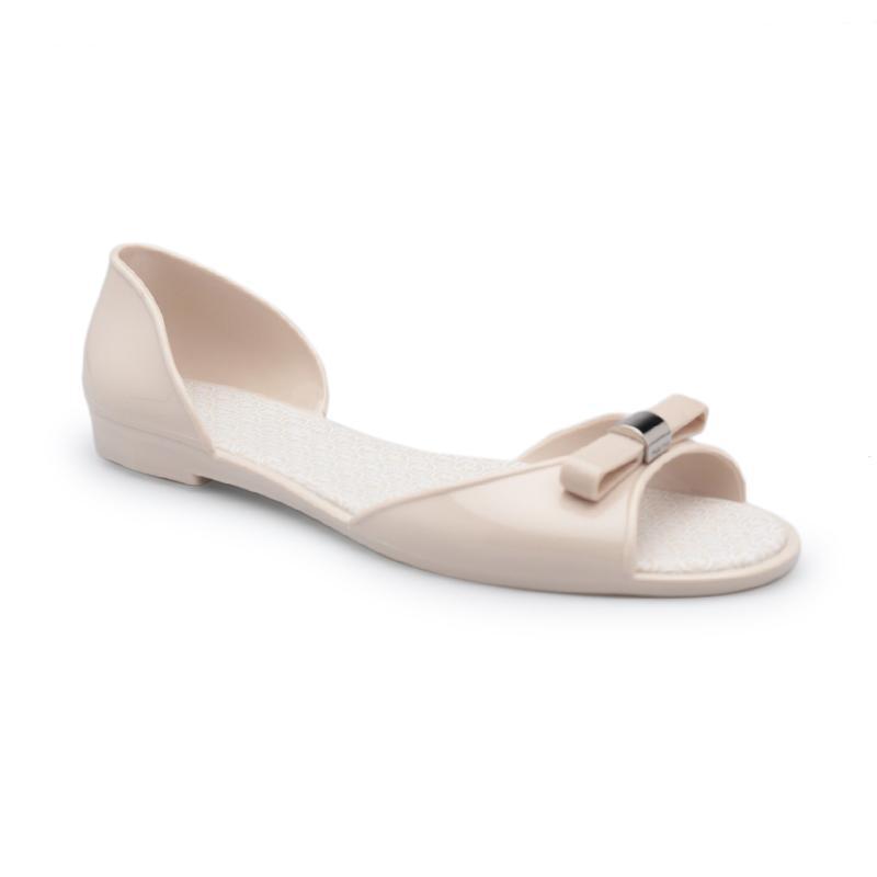 Faux Pas Paris Belize Sepatu Wanita Latte