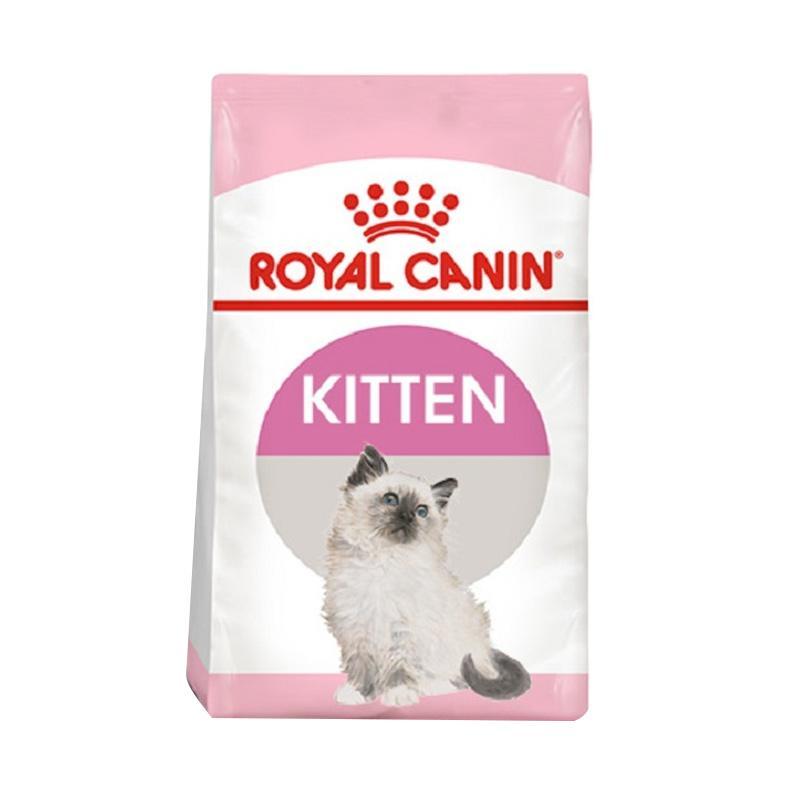 Jual Royal Canin Kitten Makanan Anak Kucing Dry 2 Kg Murah