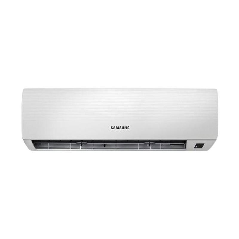 Samsung AR09NRFLDWKNSE AC Split - Putih [1 PK / Khusus Jadetabek]
