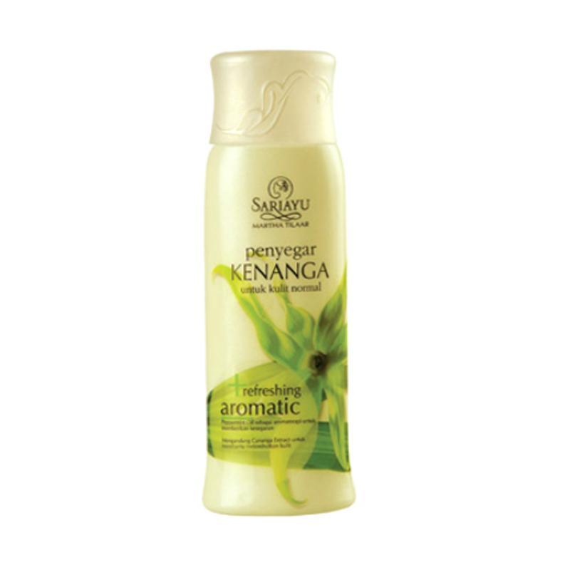 Sariayu Kenanga Aromatic Refreshing Toner [100 mL]