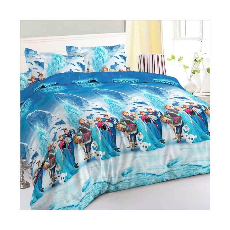 Romeo Frozen Set Sprei Bed Cover