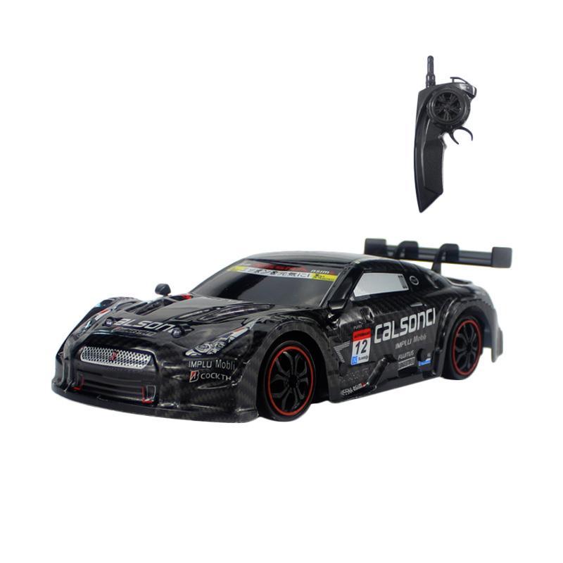 Jual Best Gtr Rc F Stunt Racing High Speed Rc Drift Car Black 2 4g 4wd Online Desember 2020 Blibli