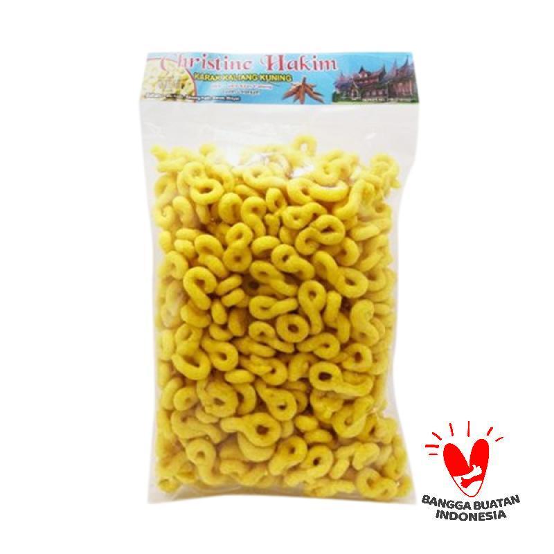 88 Karak Kaliang Mini Kuning 250 g Christine Hakim