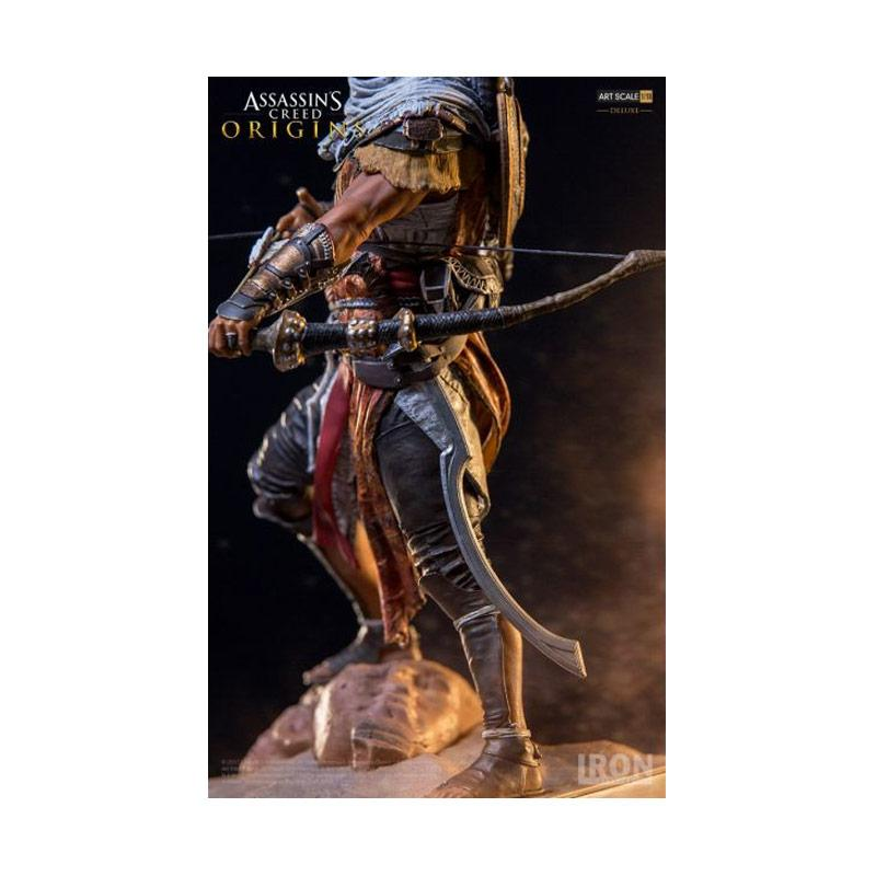 Jual Iron Studios Bayek Assassin S Creed Origins Action Figures 1