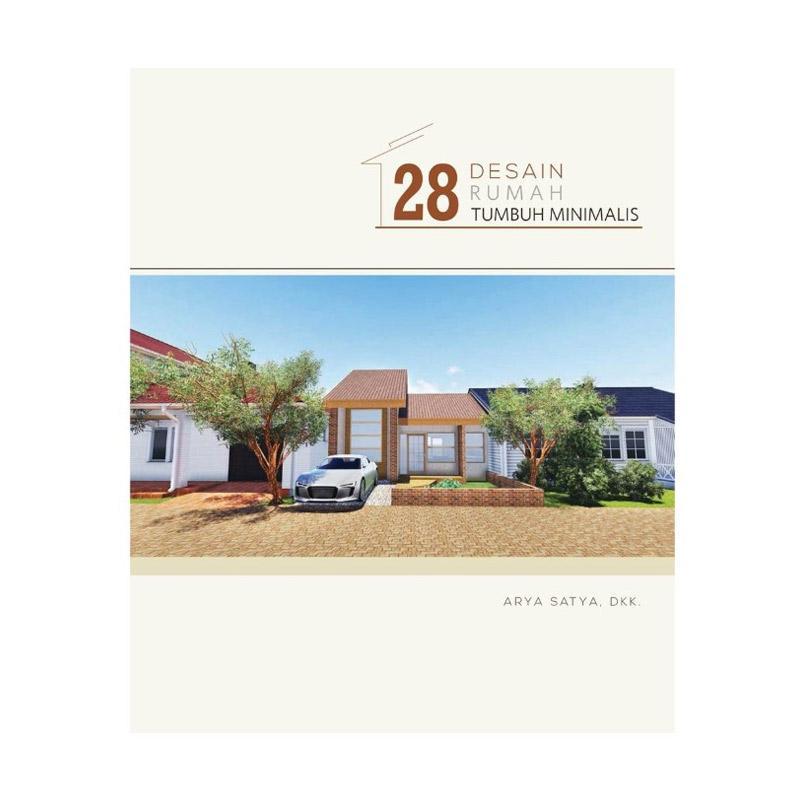 Desain Rumah Minimalis Lebar 5 Meter  jual griya kreasi 28 desain rumah tumbuh minimalis by arya
