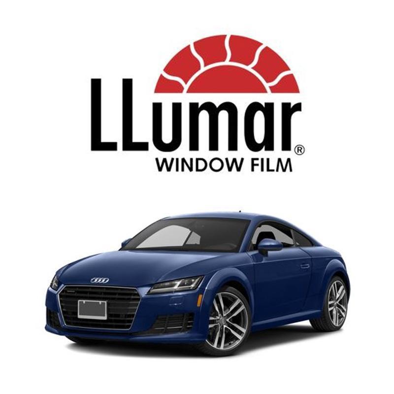 Llumar Window Film Bm 20 Kaca Film For Audi Tt Coupe Pasang Di Tempat