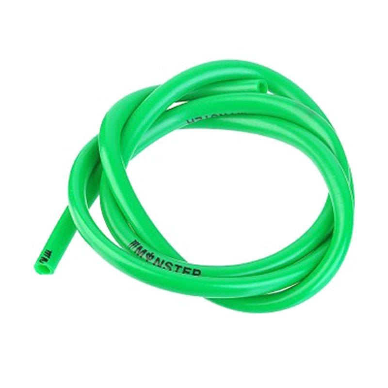 color tree Universal Motorbike Fuel Line Hose Gas Oil Petrol Pipe Tube for Motorcycle Dirt Bike 1m Length Red