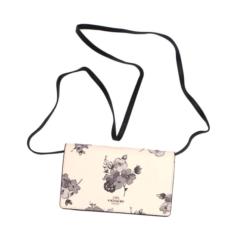 Coach Chalk Multi Sling Bag Wanita