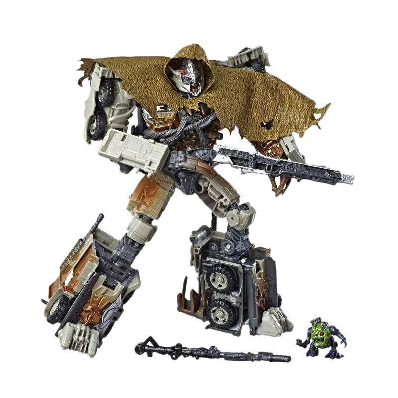Bonecrusher Transformers Robot Collectible Dark of the Moon Action Figure Toys