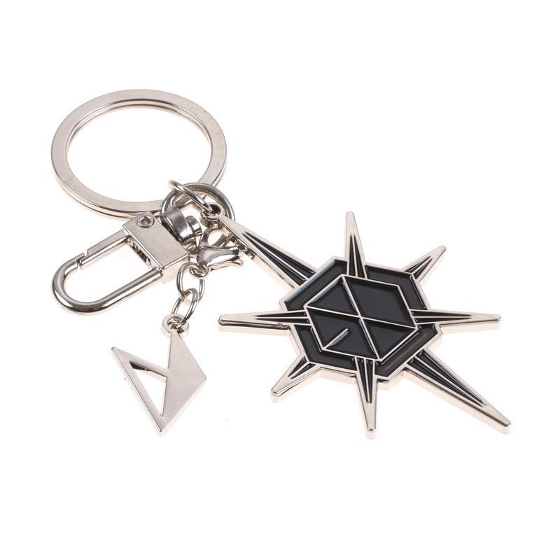 PRE ORDER EXO_SEHUN_Logo Key Ring Charm_5th Concert_19