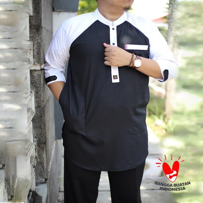 Jual DTHREE Kurta Modern Baju Koko Pria Murah Maret 2020 | Blibli.com