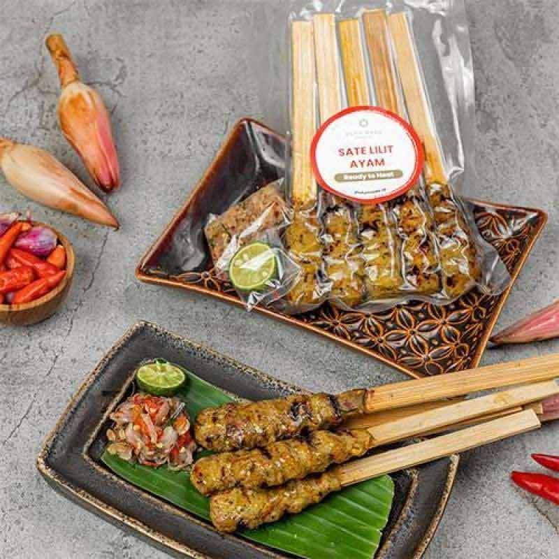 Jual Boga Kitchen Balinese Original Recipe Of Bali Sate Lilit Ayam 5 Tusuk Online Februari 2021 Blibli