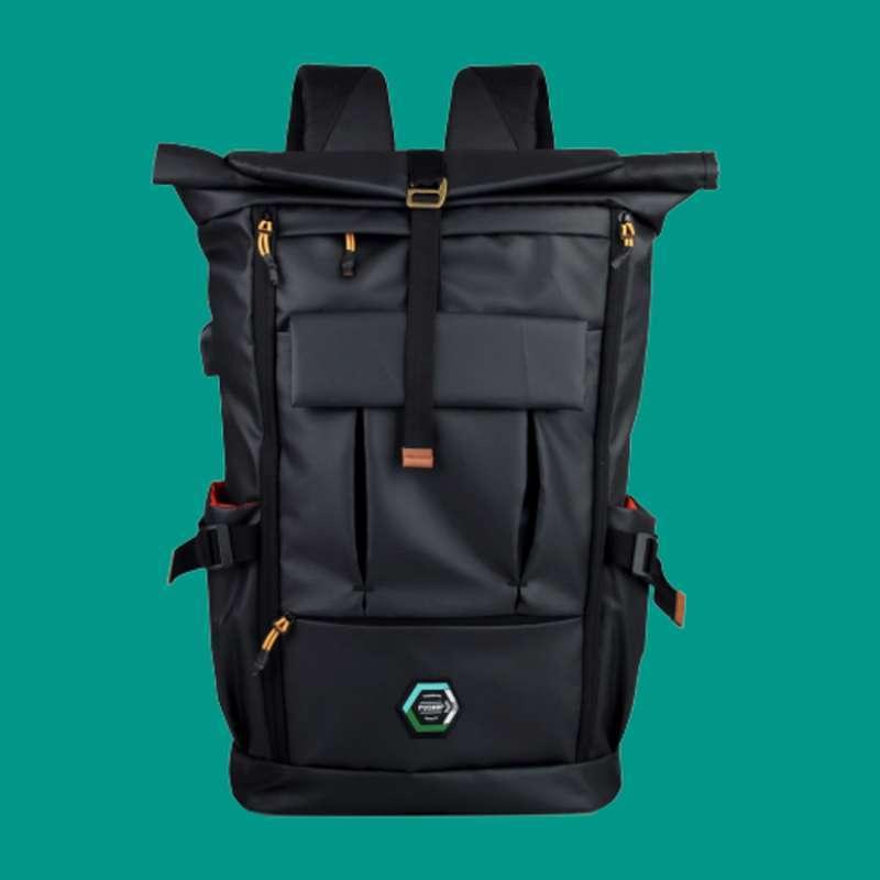 PUSHOP HAwk Premium High Quality Tas Ransel Laptop Unisex