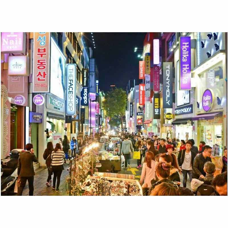 LIVE Shoot Virtual Tour Explore Seoul Korea Selatan Antavaya