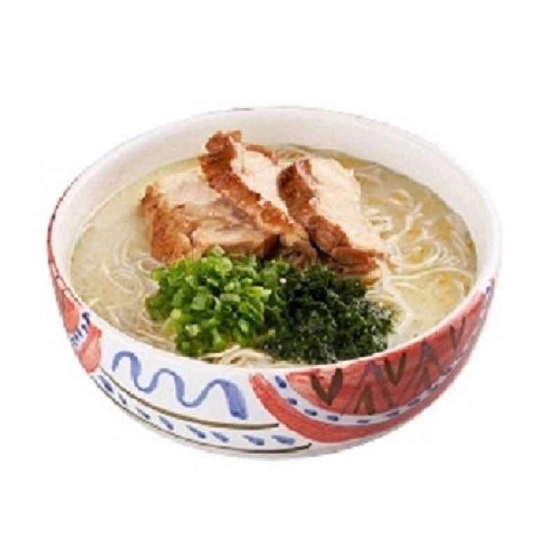 Marutama Ramen Chicken 1 Portion Mie Ramen Ayam Frozen Food Makanan Siap Saji
