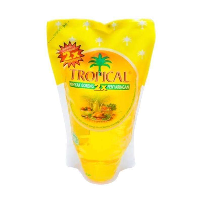 Tropical Minyak Goreng 500 ml 24 pcs Karton