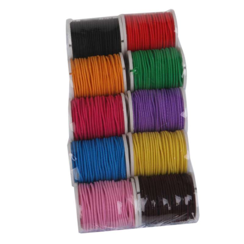 Jual 5 Meter Strong Stretchy Nylon Elastic String Thread Cord For Jewelry Making Online November 2020 Blibli