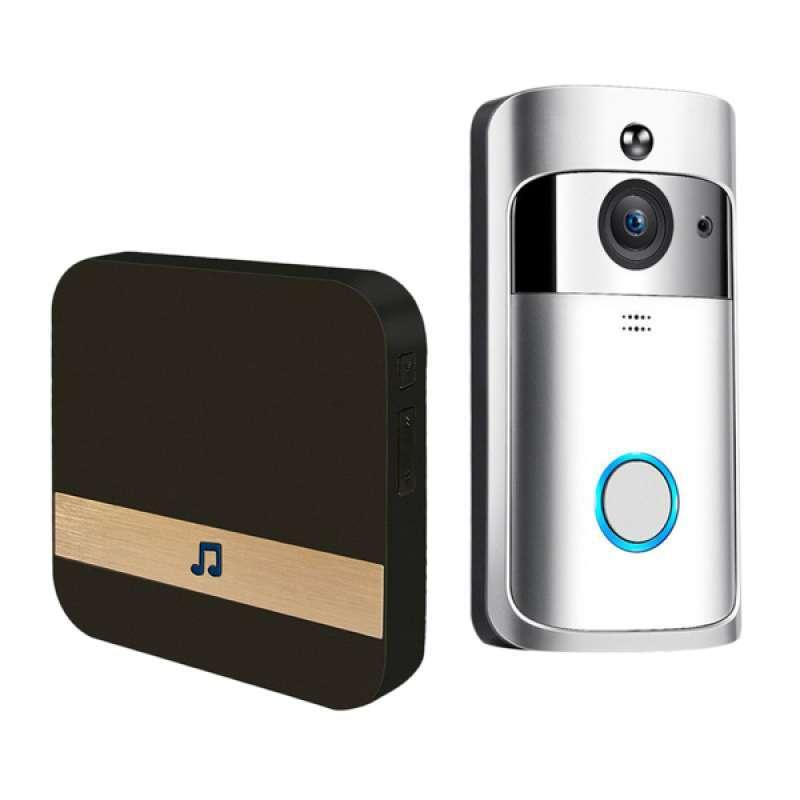 1080P Smart Doorbell WiFi Camera Wireless Ring Video Door Bell Security HD 2021