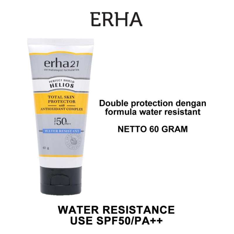 ERHA 21 PERFECT SHIELD HELIOS SPF50 PA WATER RESISTANT