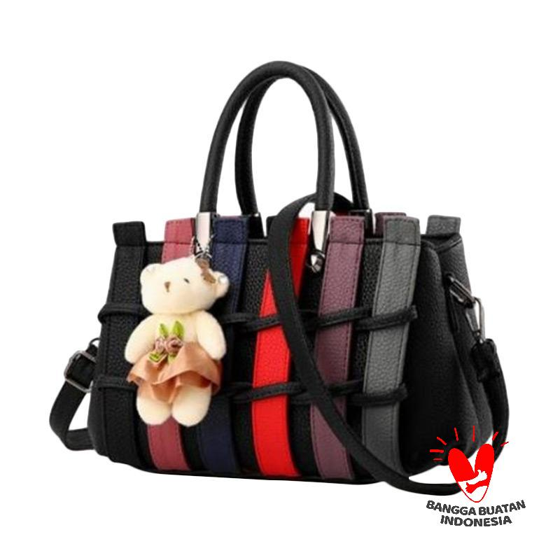 Annies Fashion Iveth Tas Wanita - Black