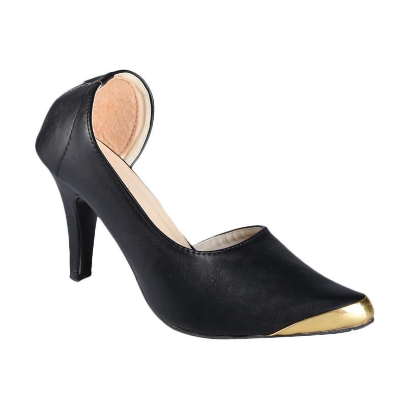RSM Sepatu SN-092 High Heels Wanita - Hitam