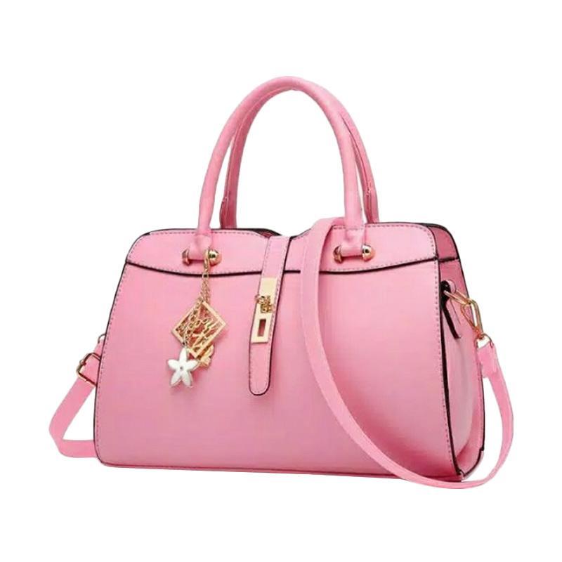 Annies Fashion Venge Tas Wanita - Pink