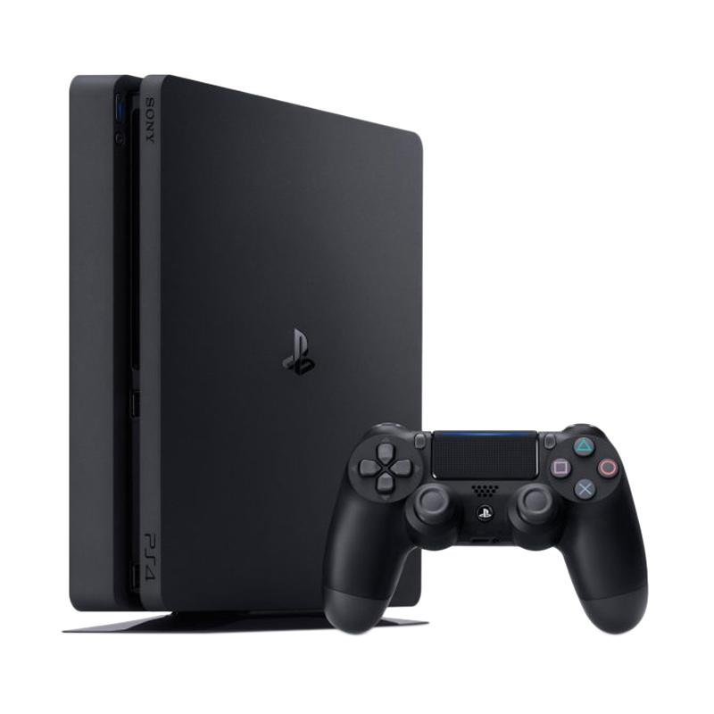 Sony Playstation 4 Slim Game Console [500 GB]